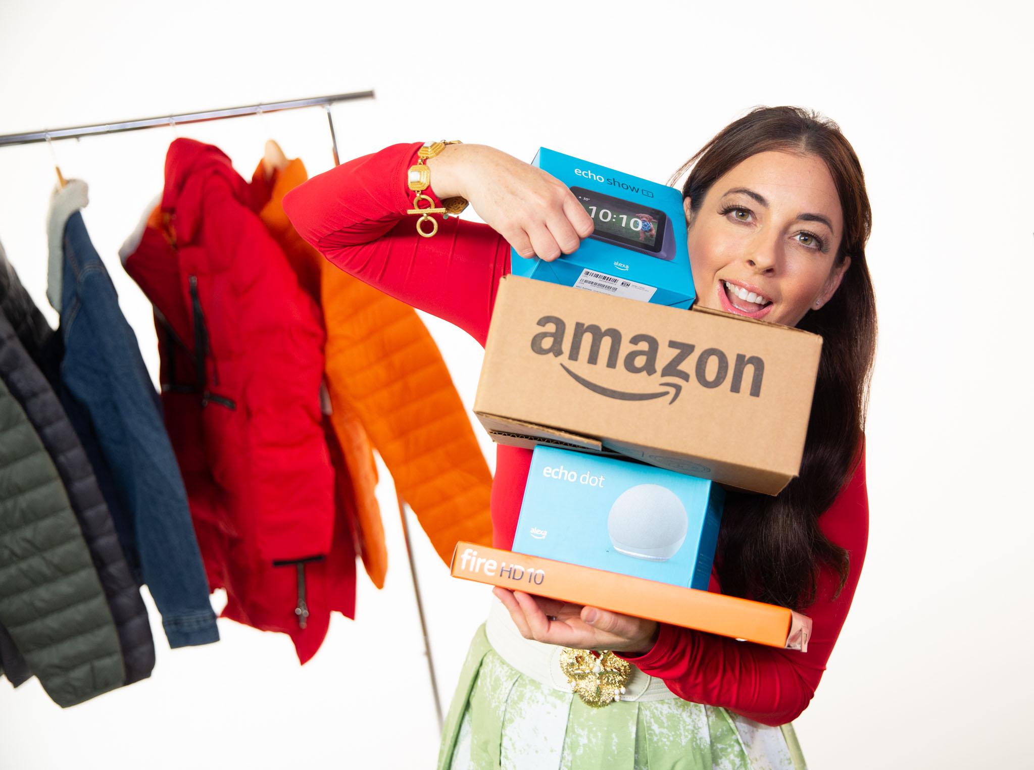Julie Loffredi for Amazon