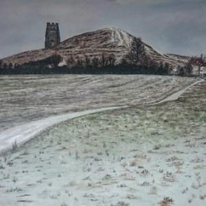 Winter Pilgrims   Oil on Canvas by Julie Lovelock