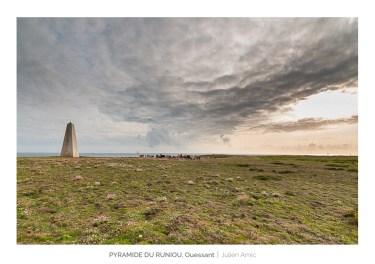 Pyramide du Runiou - Ouessant - Julien Amic