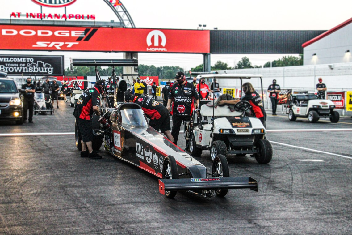 Semi-Final Finish For Julie Nataas at the U.S. Nationals