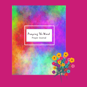 Rainbow SOAP Method Bible Study Journal