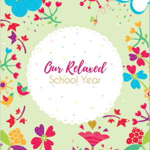 Relaxed Homeschool Planner (DIGITAL)