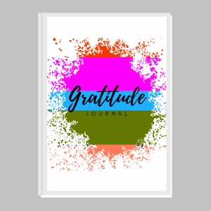Gratitude Coloring Journal for Teens PRINT