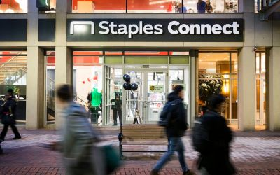 Transformation du retail chez Staples