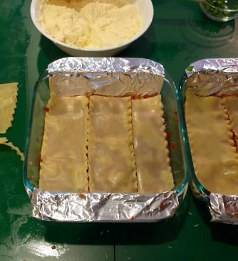 13a lasagna