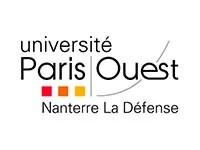 Paris Oest Universite Logo