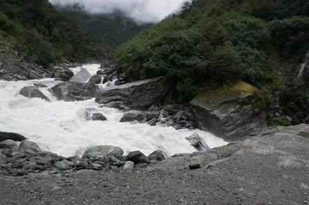 Haast Waterfalls