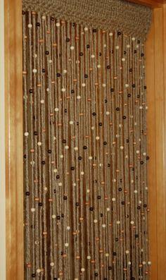 Wooden Beaded Curtains Doorways