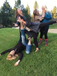 Girls being girls, McCall