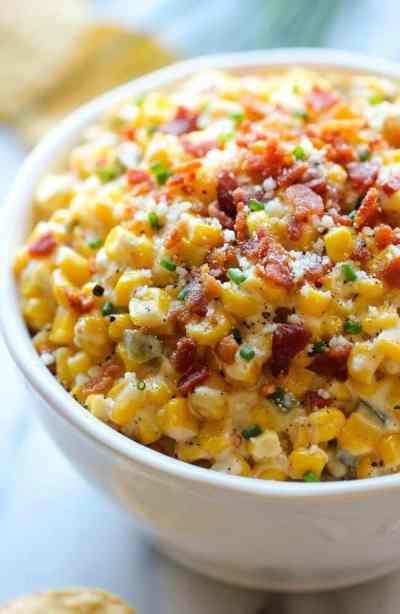 Corn and Jalapeno Dip