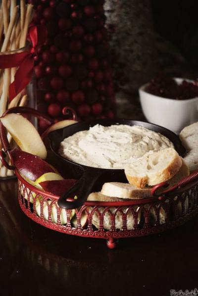 Goat Cheese Fondue