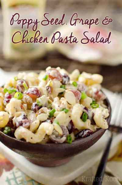 Poppy-Seed-Grape-Chicken-Pasta-Salad-Krafted-Koch
