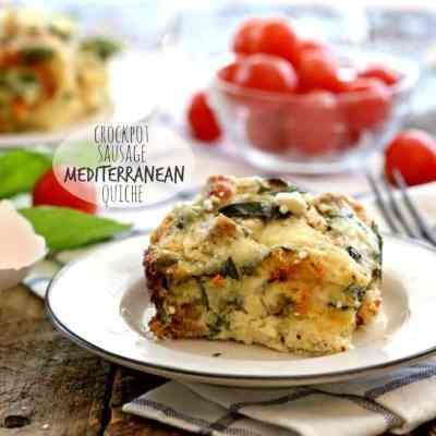 healthy-sausage-mediterranean-quiche-feature