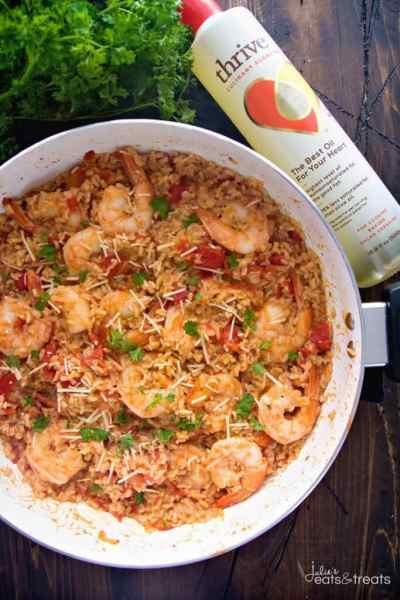 Light-Italian-Shrimp-Rice-Skillet-Recipe-Thrive-Watermark