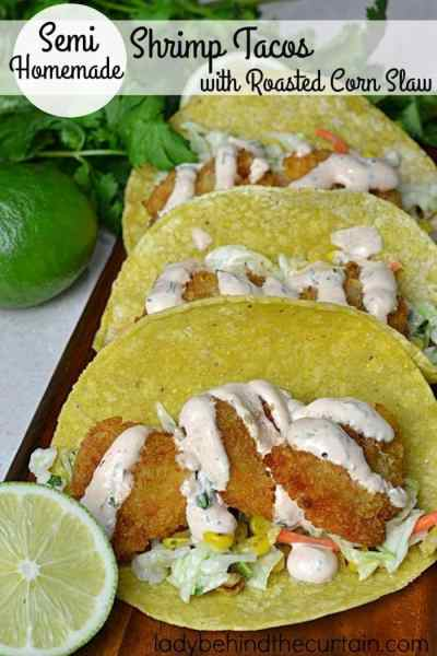 Semi-Homemade-Shrimp-Tacos-with-Roasted-Corn-Slaw-1