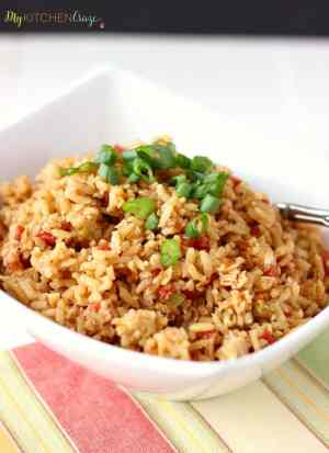 Spanish Rice ~ mykitchencraze.com