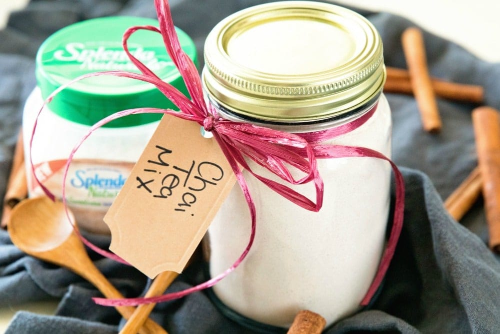 Homemade Chai Tea Mix is the Perfect Gift for Friends and Neighbors!