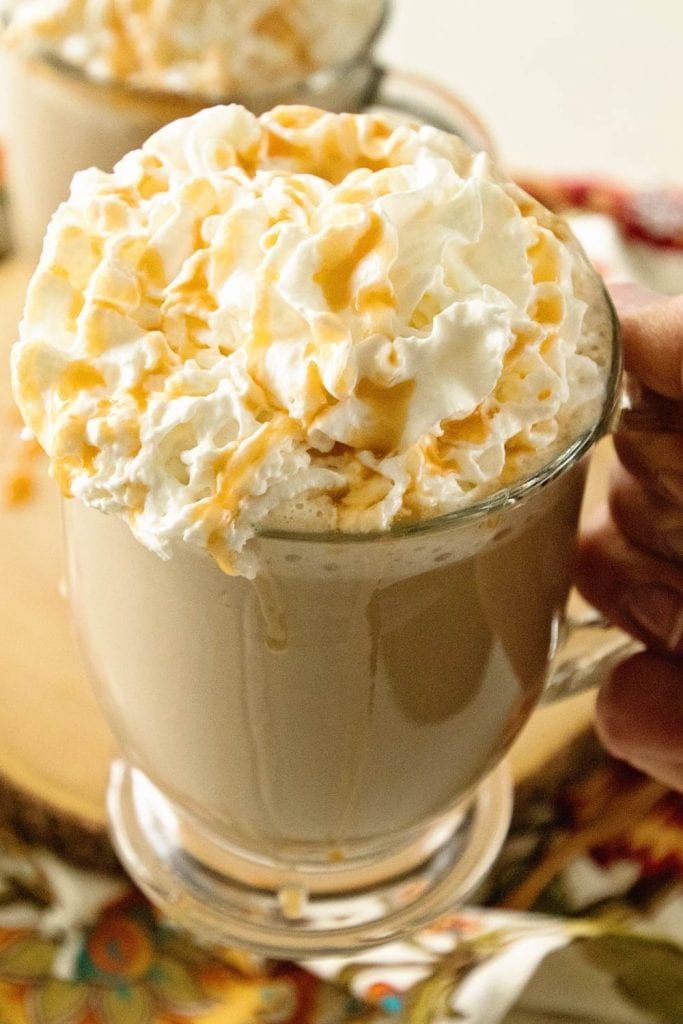 recipe: caramel latte recipe [16]