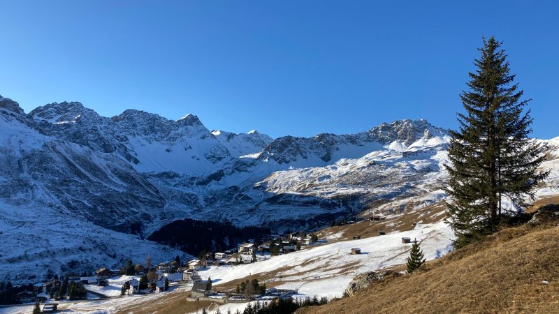 Escapade à Arosa