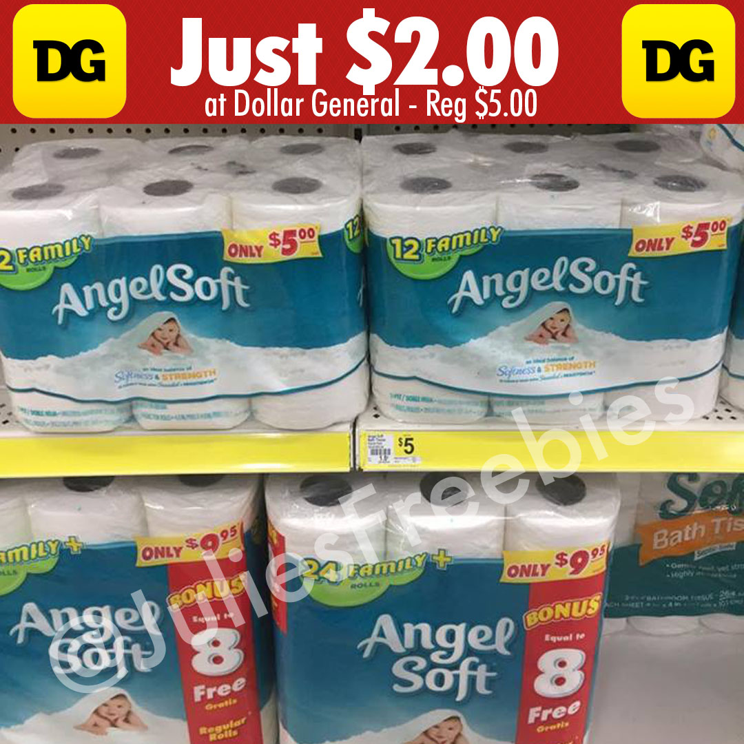 dollar general anglel soft