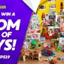2019 Room Full Of Toys Holiday Sweepstakes Julie S Freebies