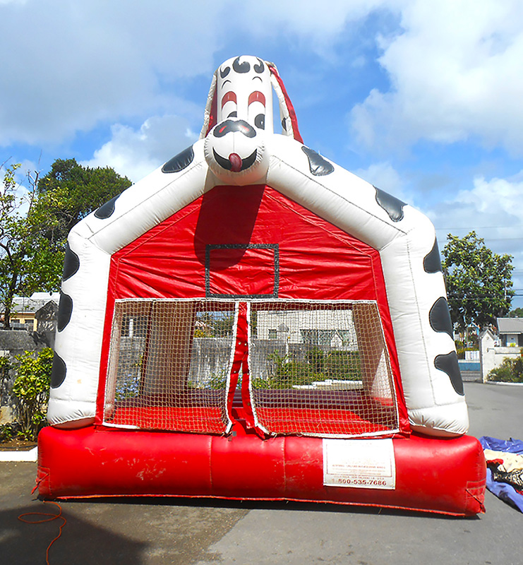 Jumping Tent
