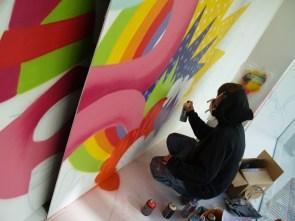 Pintando 1 PGCREA