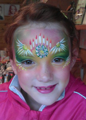 Children by Juliet Eve, Face Painter