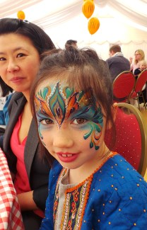 Parties & Events – Juliet Eve, Face Painter