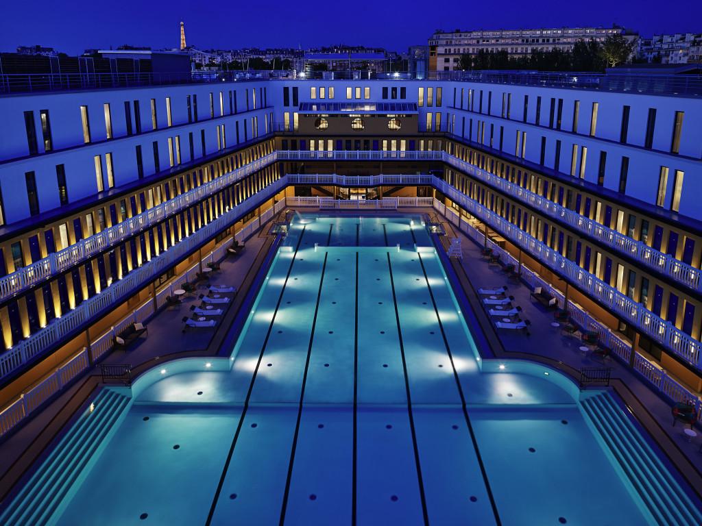 the Molitor a Paris institution  Juliet in Paris