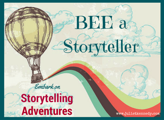 BEE a Storyteller Headerv2