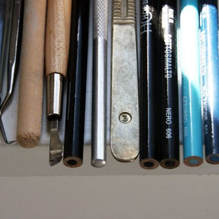 Decorating and drawing tools