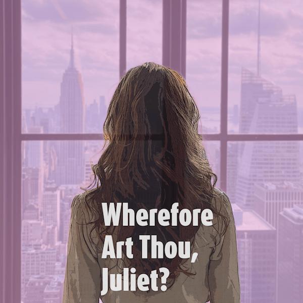 Wherefore Art Thou Juliet Logo