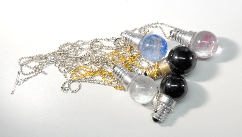Bijoux ampoules