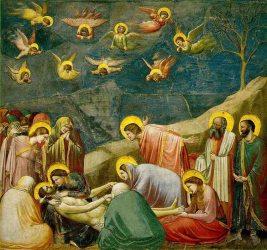Lamentations-of-Christ 1305-by-Giotti-Di-Bondone