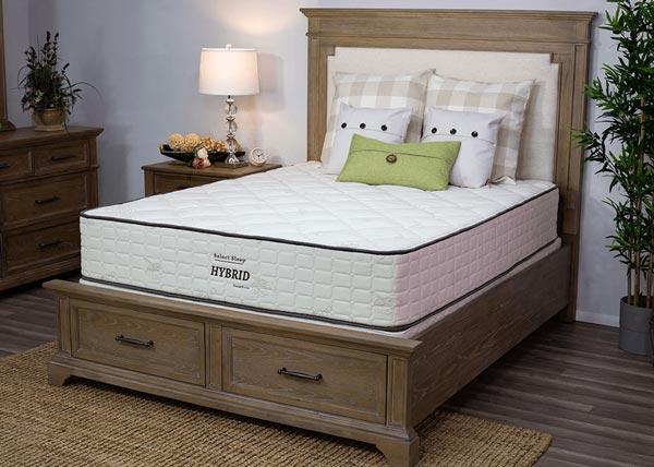 Select Sleep Hybrid mattress