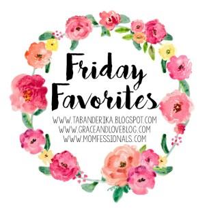 Friday Favorites 01