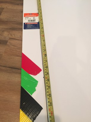 Olympic Sign_measuring