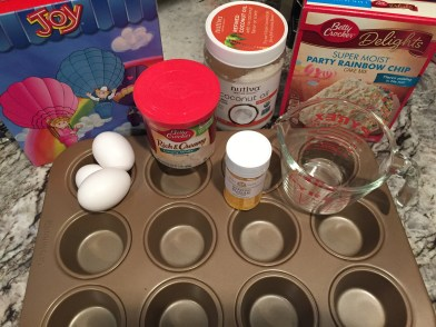 Olympics Cupcakes_ingredients