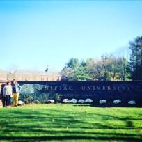Kappa Delta visit at Quinnipiac