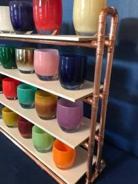 glassybaby shelf 4