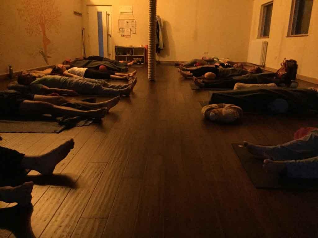 neurogenic yoga in cornwall