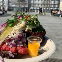 3 temples du street food à Copenhague