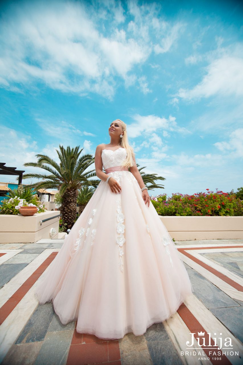 Amanda  Bridal wedding dresses designer  Julija Bridal Fashion