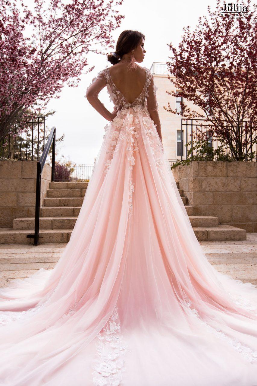 Ruze  Bridal wedding dresses designer  Julija Bridal Fashion