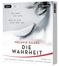 Hörverlag, gelesen von Nina Kunzendorf, Andreas Pietschmann und Devid Striesow