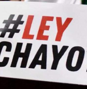 Ley chayote