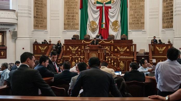 Asamblea legislativa del Distrito Federal