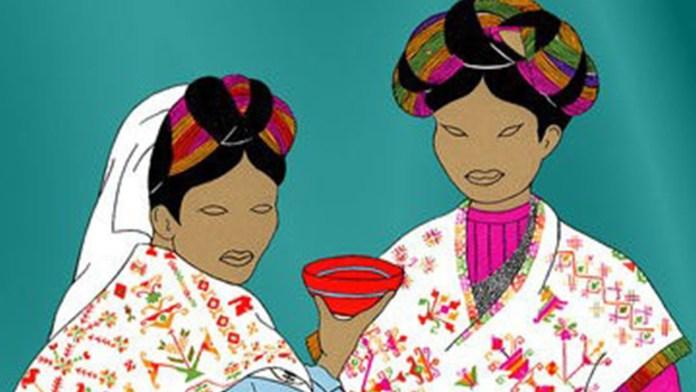 Mujeres huastecas