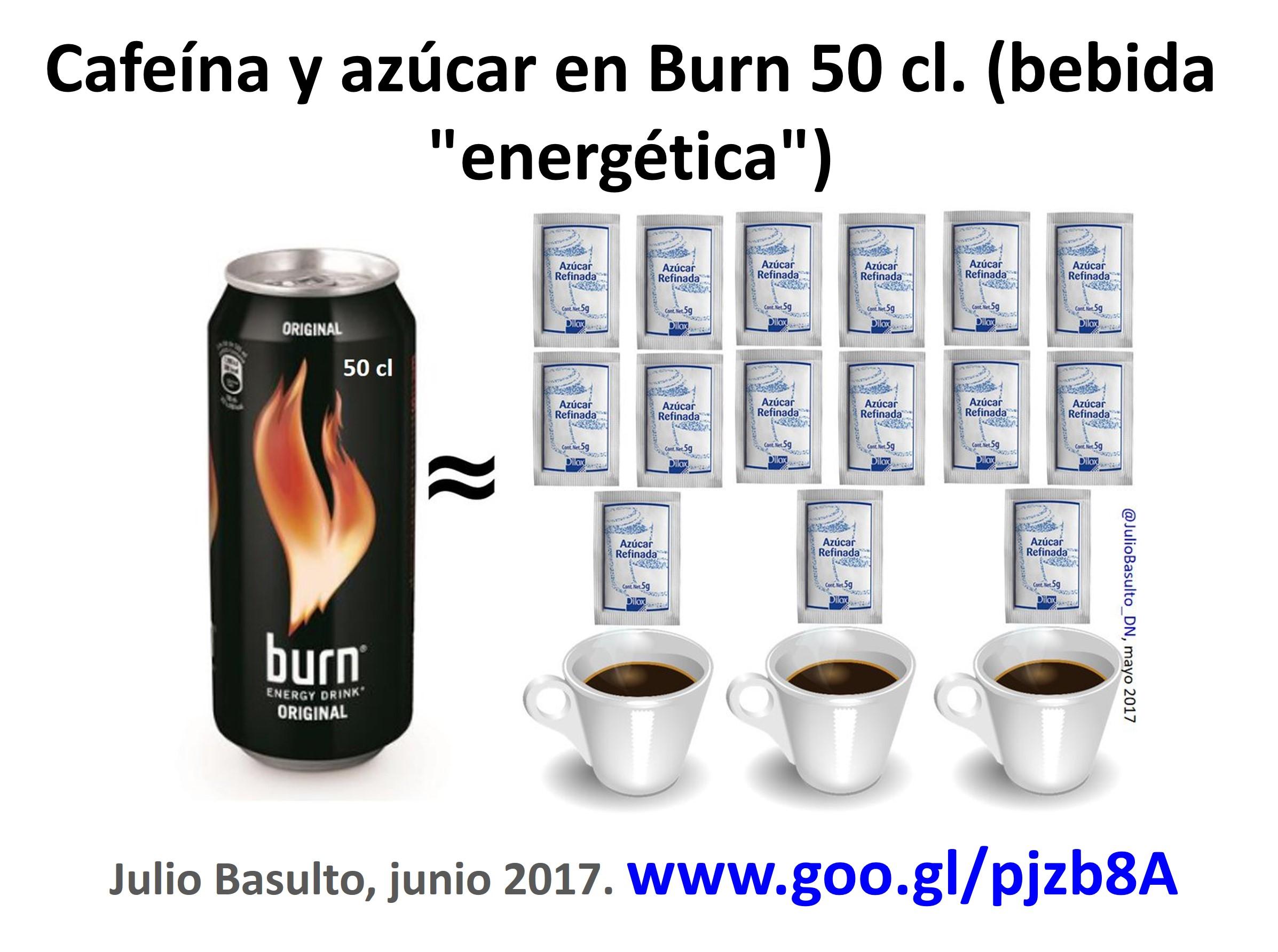 Energeticas beneficios bebidas de las